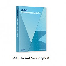 V3 Internet Security 9.0 (100~299 사용자)